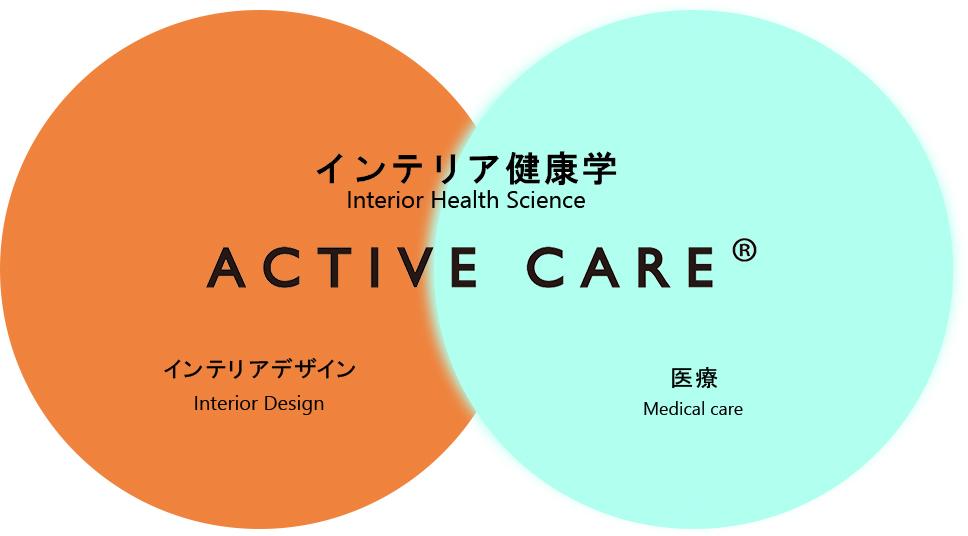 インテリア健康学 ACTIVE CARE